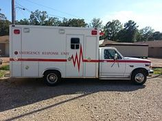 Ambulance, Emergency Vehicle, Medical