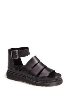 Dr. Martens 'Clarissa' Leather Sandal | Nordstrom