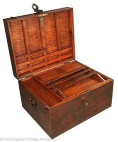 Dealers in military campaign furniture & antiques - Christopher Clarke Antiques