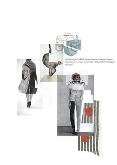 Fashion Sketchbook - fashion design development; fashion portfolio // Courtney Satchell