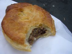 Pies of New Zealand: Osler's Bakery Australian Meat Pie. The meat pie is considered somewhat of an iconic food in both Australia and New Zealand. And while over the years tastes have evolved, the pie continues to have a firm place in the hearts and mouths of both countries. Meat Pies are very popular at sporting events and on construction sites. They also make delicious party or picnic food and are simple to make.