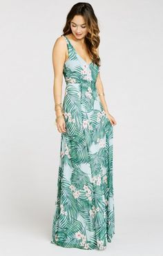 Jenn Maxi Dress ~ Hanalei Dream | Show Me Your MuMu