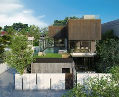 Joly house by stu D O