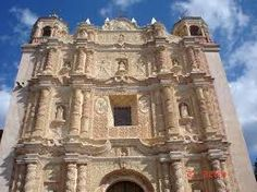 Iglesia de Santo Domino San Cristobal de las Casas Chiapas. México.