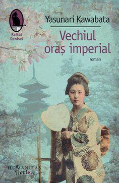 Yasunari Kawabata este primul scriitor japonez care a primit Premiul Nobel pentru literatura, in 1968. Vechiul oras imperial este considerat capodopera lui Yasunari Kawabata, o fresca impresionanta a legendarei capitale nipone, fiind unul dintre cele trei romane mentionate de juriu la decernarea Premiului Nobel. Romanul fost ecranizat in 1963 de Noboru Nakamura si in 1980 de Kon Ichikawa. Japanese Culture, Kyoto, Motivation, Reading, Artwork, Books, Movie Posters, Literatura, Livros