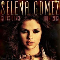 Selena Gomez 2013 music tour  I went!! ❤️❤️