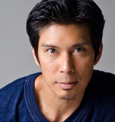 """Keo Woolford as """"Willie Magno"""" - Andy's free wheeling, fashion forward brother, married and super dedicated to Leona."""