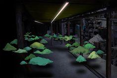 Island Scene, Keisuke Yunoki, Setouchi Art Festival