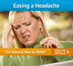 Here it comes—the beginning of that dull, throbbing pain of a tension headache. But what if you want to feel better without turning to over-the counter or prescription medicines? We have some natural approaches that you may want to try!