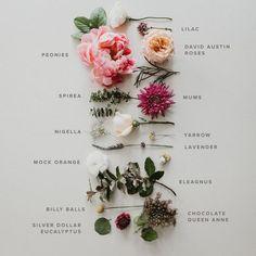 fall bouquet recipe
