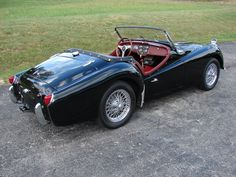 '59 TR3A