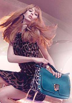 7b078cc7ba5e Ondria Hardin   Tiana Tolstoi for Jimmy Choo FW 15.16 Campaign by Steven  Klein 2 Vogue