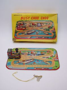 Busy Choo Choo, without box, 7,20 € (02/03/14)