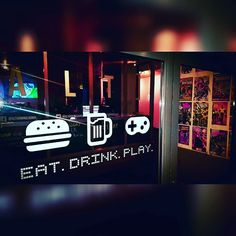 #altgaminglounge #eatdrinkplay #nottingham #gaming #videogames #retrogaming