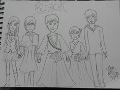 Bleach....- by Zeba Hassan
