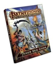 Pathfinder Campaign Setting: Inner Sea Gods Hardcover (PFRPG)