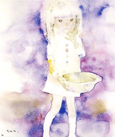 by Chihiro Iwasaki (1918-1974) | Japanese artist