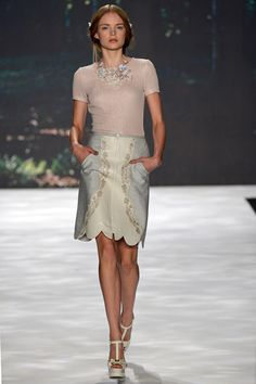 SPRING 2013 READY-TO-WEAR  Badgley Mischka