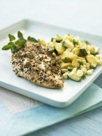 Lemon Chicken Oregano - Healthy Recipe Finder | Prevention