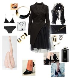 Funeral by mskillgalore on Polyvore featuring polyvore мода style Lattori I.D. SARRIERI T By Alexander Wang Noee Bisjoux Child Of Wild Maya Magal Alexis Bittar BaubleBar Wouters & Hendrix Oasis Henri Bendel Avenue Faliero Sarti Gucci fashion clothing