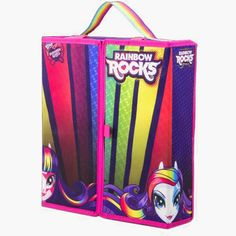 MY LITTLE PONY: Equestria Girls: ¡¡Lockers de Muñecas Rainbow Rocks!!