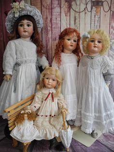 W Fine Porcelain China Diane Japan Victorian Dolls, Antique Dolls, Vintage Dolls, Victorian Dollhouse, Modern Dollhouse, Dollhouse Dolls, Miniature Dolls, Miniature Houses, Quilts Vintage