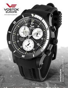 Vostok-Europe Anchar Grand Chrono Line
