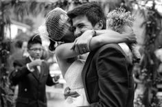 Los 50 besos de boda más románticos Image: 19