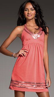 VS...Just ordered this...These dresses are my fave for Summer :)