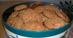 Amish Oatmeal Treats