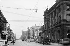 The history of Yonge Street is that of Toronto itself. As the street developed, so too did the city around it. Even as the first commercial hub in . Yonge Street, Toronto City, Past Life, Old Pictures, Montreal, Ontario, 1930s, City Photo, Old Things