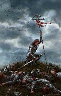 Battlefield by anotherwanderer