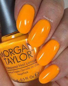 ehmkay nails: Morgan Taylor Street Beat Collection. Street Cred-ible