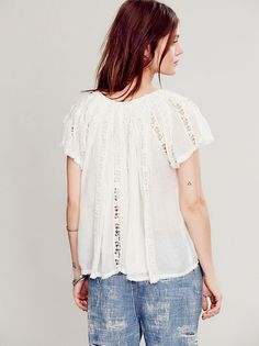 Intimately Ruffle Cami at Free People Clothing Boutique