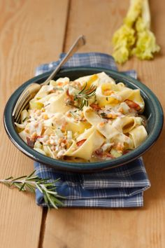 Pappardelle mit Linsen I © GUSTO / Theresa Schrems I www.gusto.at