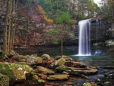 7 Places to Go Hiking in Georgia (via GA Followers). A couple of these aren't far at all from Atlanta.