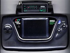 Gorgeous! shared by retrogamelovers #retrogames #microhobbit (o) http://ift.tt/1LOjT2L Game Gear with TV tuner (ca. 1991) #sega #gamegear #retrogamer #retrogamelovers #retrogaming #retrogamecollector #classicgames #retrocollective