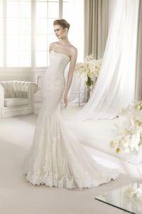 04aed4497c Used San Patrick Atlanta Wedding dress sz 6-8 for sale in Petaluma