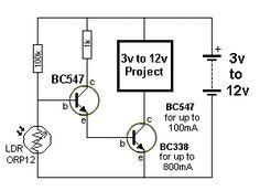 Fire Alarm Circuit with Siren Sound using Thermistors
