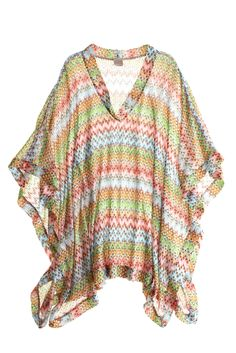 Peak our Short Kaftan by HANNE BLOCH http://www.calypsostbarth.com/Short-Kaftan-p-19383.html