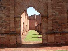 Ruinas Jesuíticas de Jesús de Tavararangue