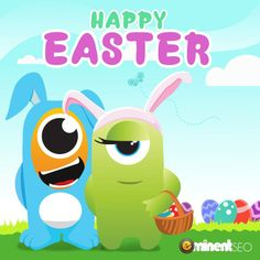Wishing you all a Happy Easter from team Eminent SEO! #ESEOPhotoADayApril