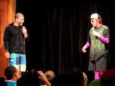 Jeff Bethke Rap Battles At Malibu Younglife! #EpicFail  HAHAHAHAHA! Loved this.