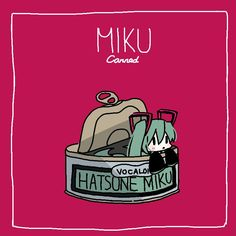 Hatsune Miku, Kaito, Kaai Yuki, Miku Chan, Anime Recommendations, Blue Ties, Darling In The Franxx, Anime Kawaii, Pretty And Cute