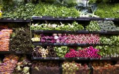 Pin for Later: The Diet That Keeps You Young Fruits and Vegetables
