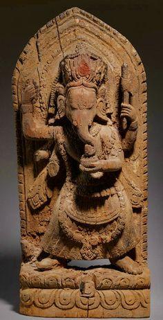 ancient #Ganesha