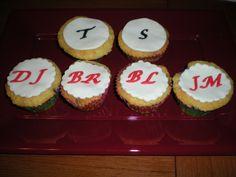 Una cupcake para cada miembro de la familia!