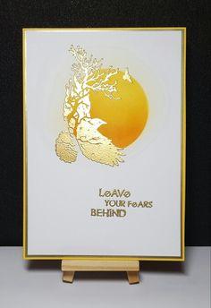 Visible Image handmade card