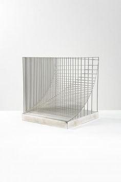 Vir·tu·al Ge·om·e·try - Sculpture by Bertil Herlow Svensson Bts Design Graphique, Art Et Design, Sculpture Metal, Constructivism, Elements Of Design, Conceptual Art, Op Art, Art And Architecture, Pavilion Architecture