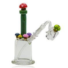 Mushroom Mini Rig - Quartz Banger Set #nextbardo #onlinesmokeshop #smokeshop #420 #smoke #dab #dabs #dabrig #dabrigs #vapering #oilrig #waterpipe #bongbeauties #glassrig #bongbabes #terps #terp #mushroomrig